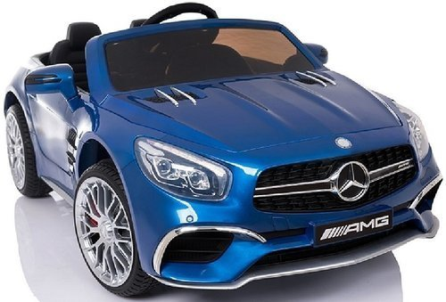 MERCEDES SL65 12V MP4 AZUL METALIZADO