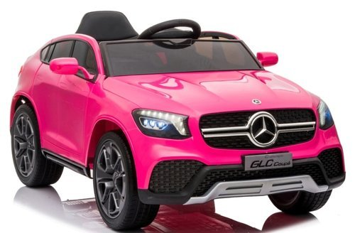 MERCEDES GLC COUPE MP4 12V 2.4G ROSA