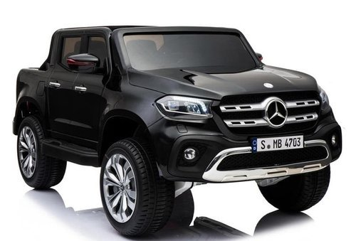 MERCEDES PICKUP X CLASS 2 PLAZAS 12V MP4 NEGRO
